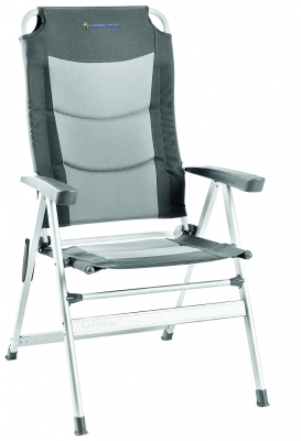 Sessel KERRY SLIM 600 grau, 2er Set (R)